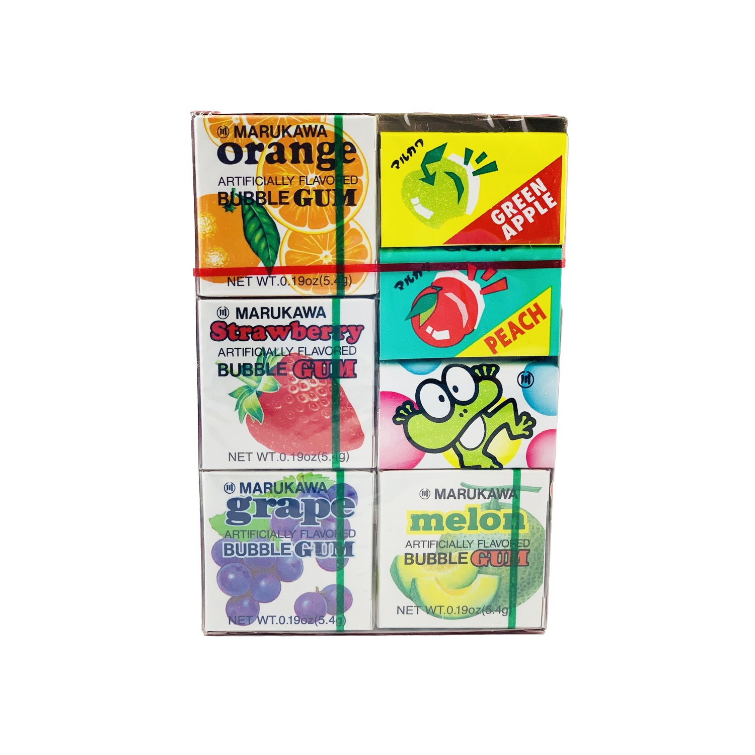 Marukawa Mix Fruit Bubble Gum
