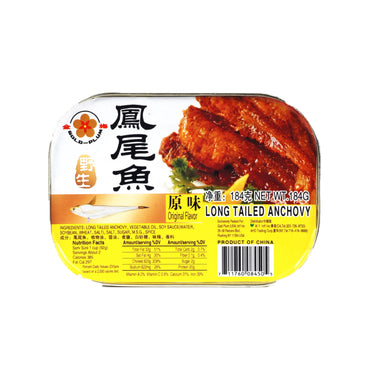 Gold Plum Long Tailed Anchovy Original Flavor