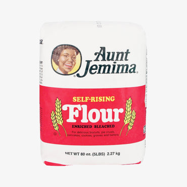 Aunt Jemima Self-Rising Flour Enriched Bleached 5lbs