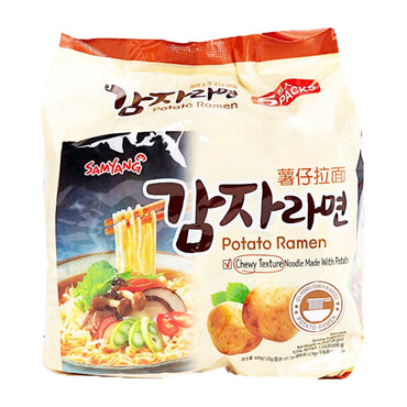 SamYang Potato Ramen (5packs)