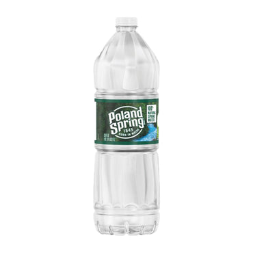 Poland Spring Mineral Water 33.8oz