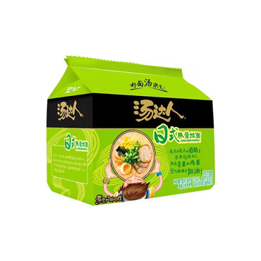 Japanese Style Pork-Bone Ramen (5packs)