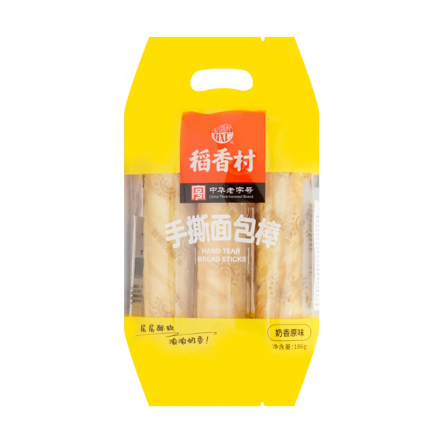 DXC Shredded Bread Stick Original Flavor 6.56oz