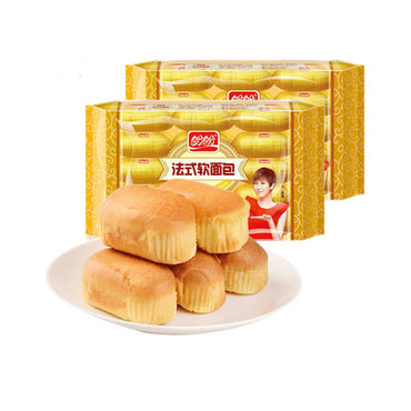 PanPan French Soft Bread Cream Flavor (5, 10 or 15pcs)