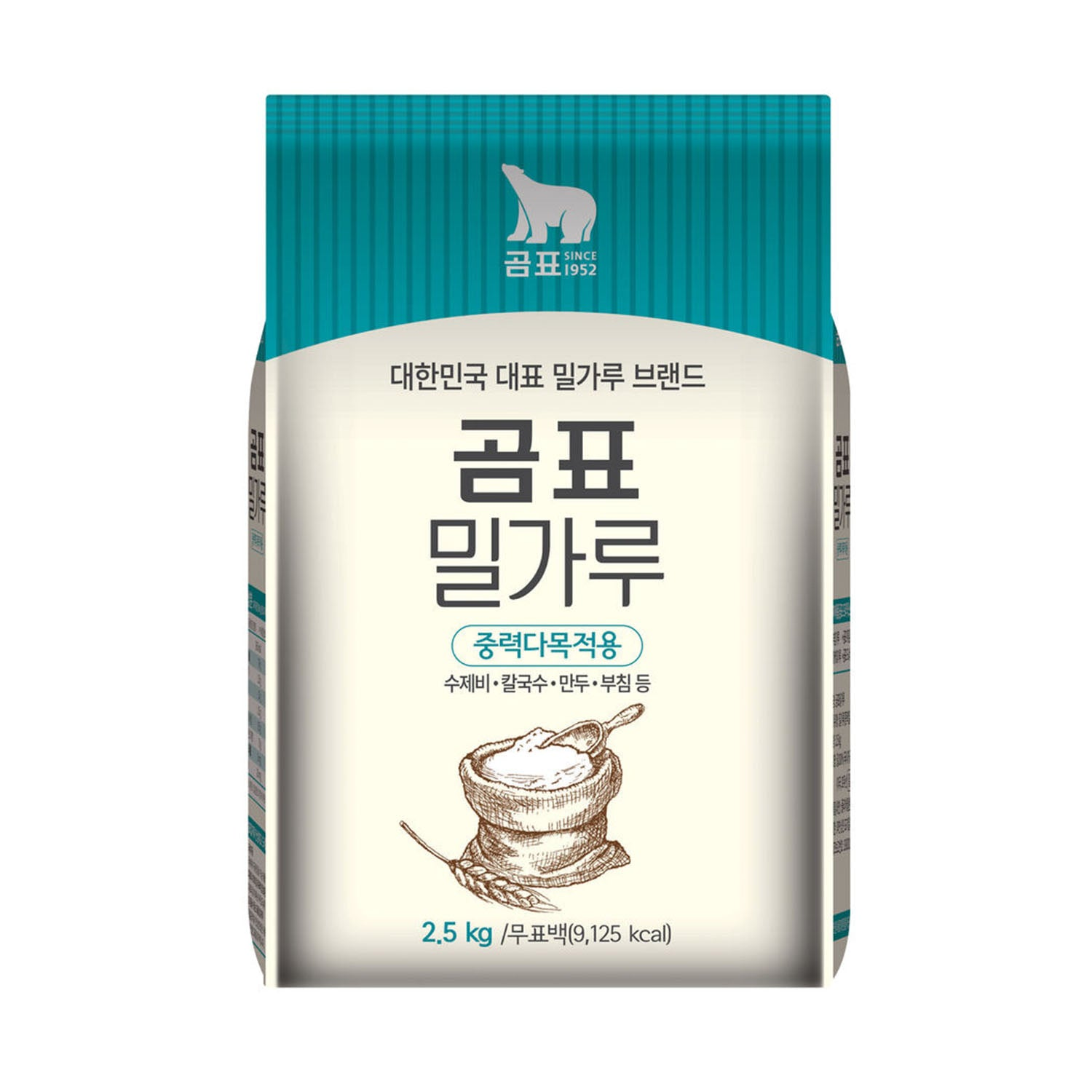 Korea Bear Brand All Purpose Flour