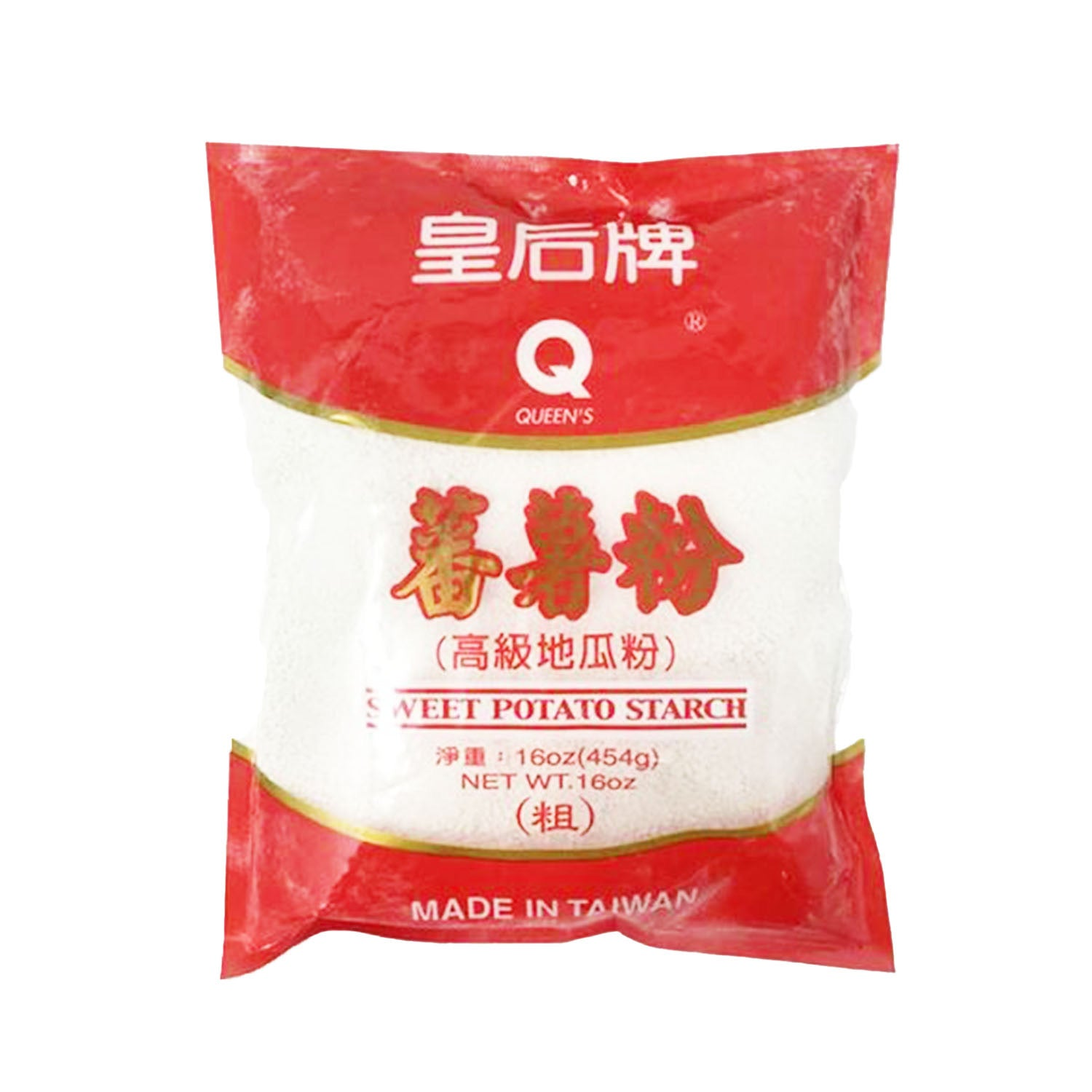 Queen's Thick Sweet Potato Starch 16oz