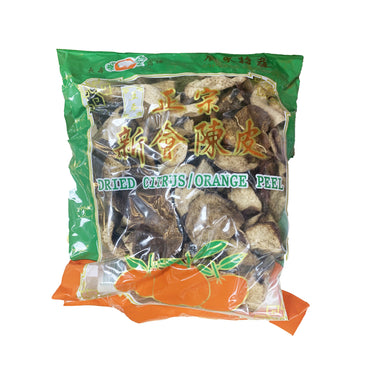 Longevity of trademark Dried Citrus/ Orange Peel
