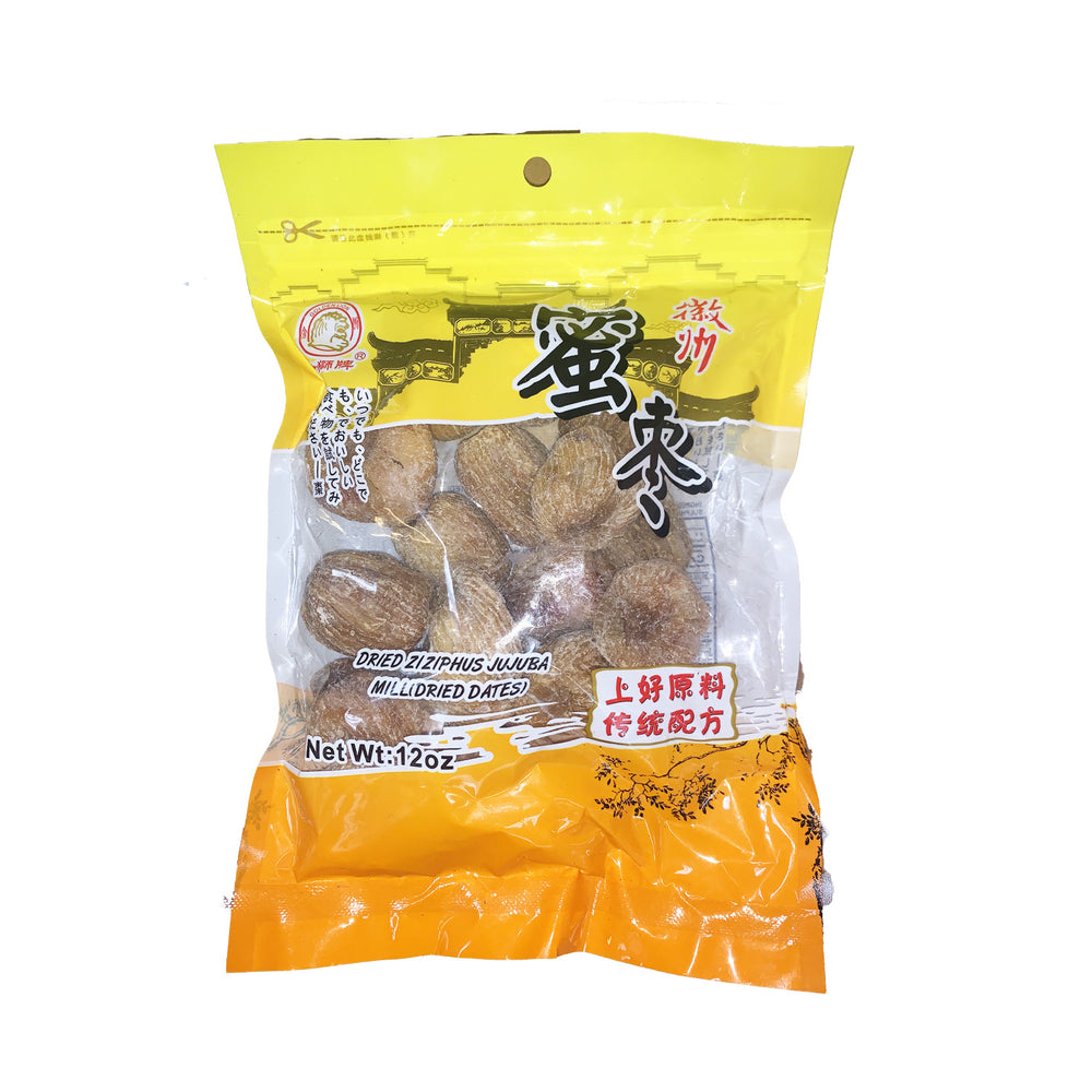 Golden Lion Dried Ziziphus Jujuba Mill (Dried Dates)