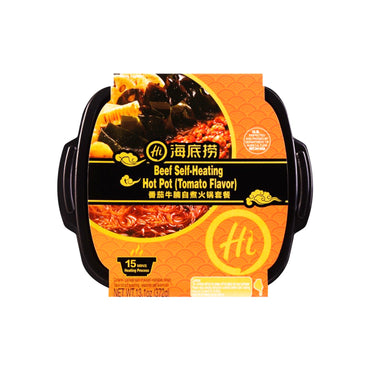 HAIDILAO Beef Self-Heating Hot Pot (Tomato Flavor)