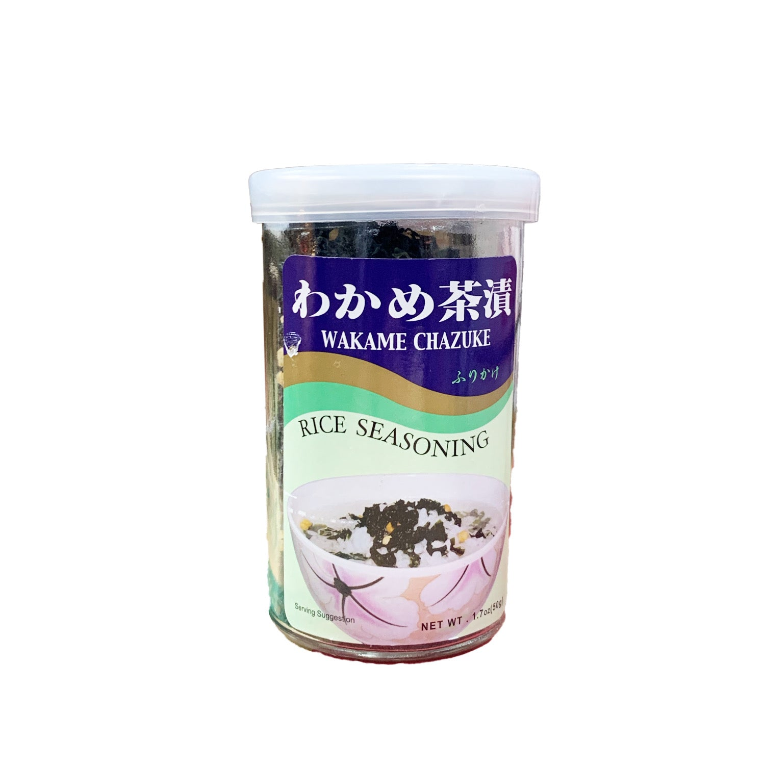 Ajishima Wakame Chazuke Rice Seasoning