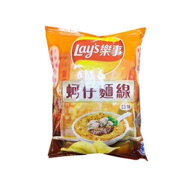 Lay's Potato Chips Oyster Noodle Flavor