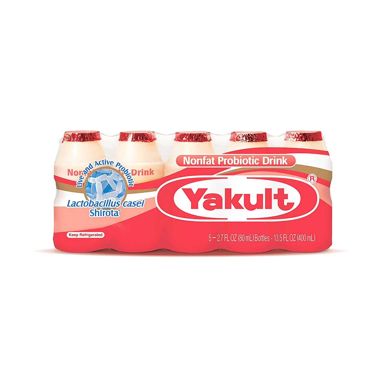 Yakult Nonfat Probiotic Drink
