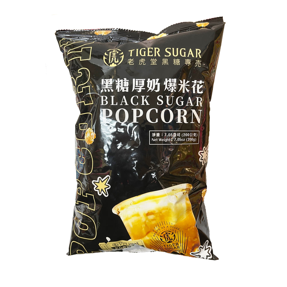 Tiger Sugar: Black Sugar Popcorn