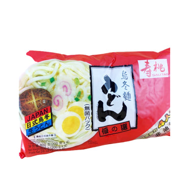 Sautao Japan Udon Noodles 寿桃 乌冬面