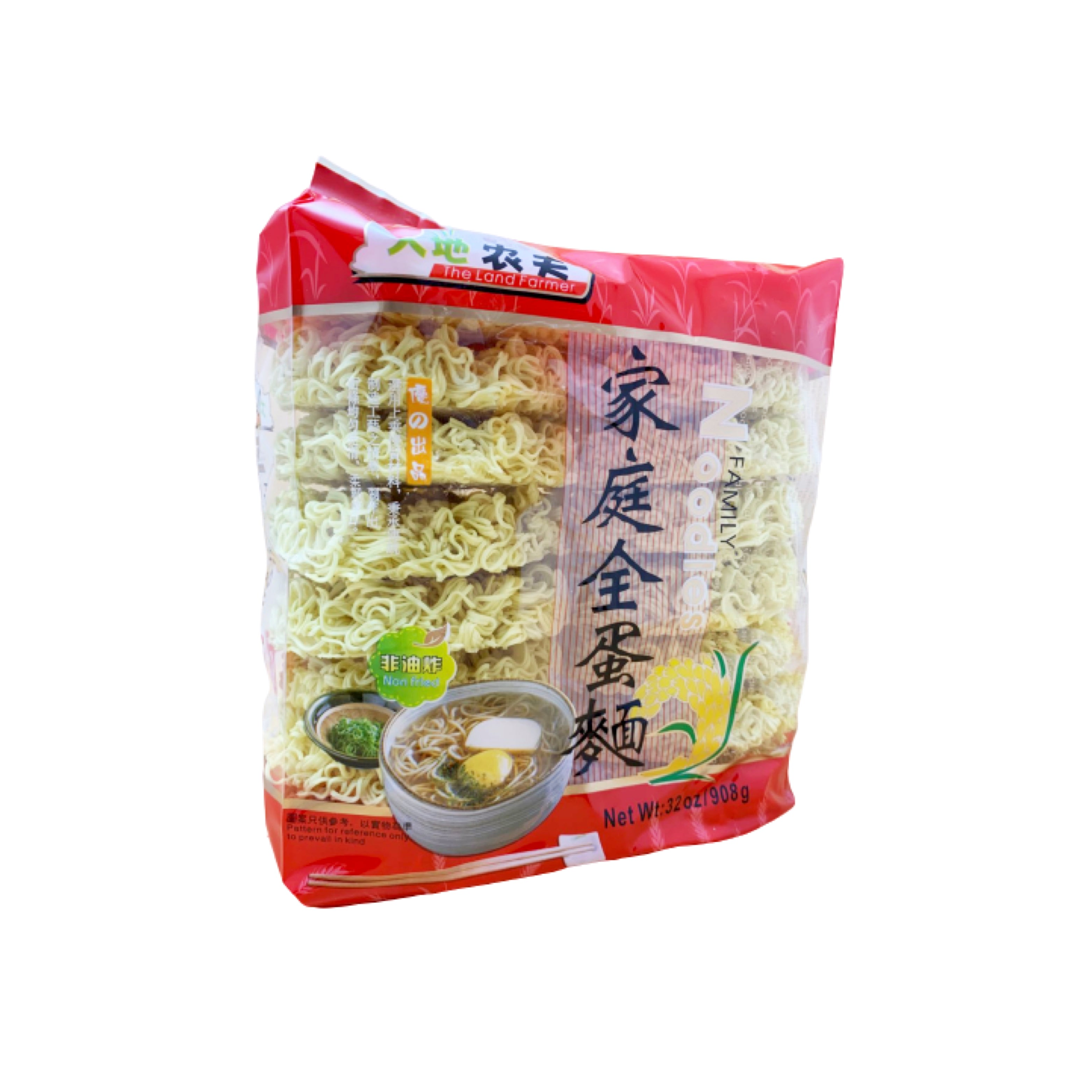 The Land Farmer Dried Noodles 大地农夫