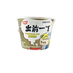 Nissin Ramen Cup Noodle XO Sauce Seafood Flavor 出前一丁 XO海鲜味