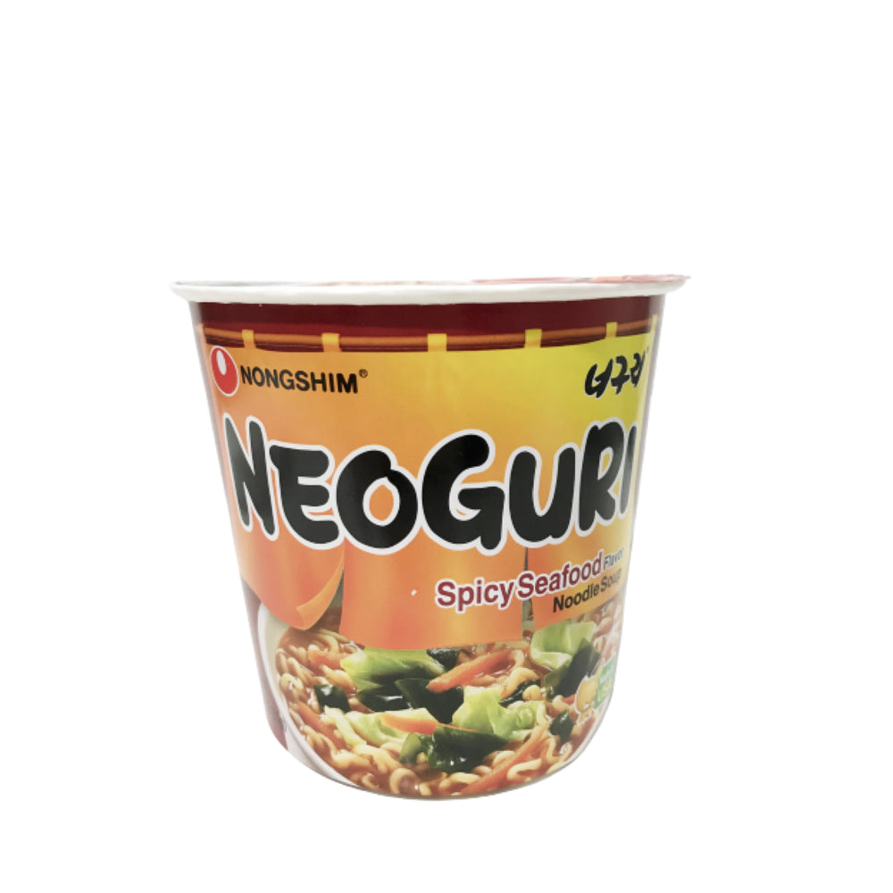 Nongshim Neoguri Spicy Seafood Flavor Cup Noodle