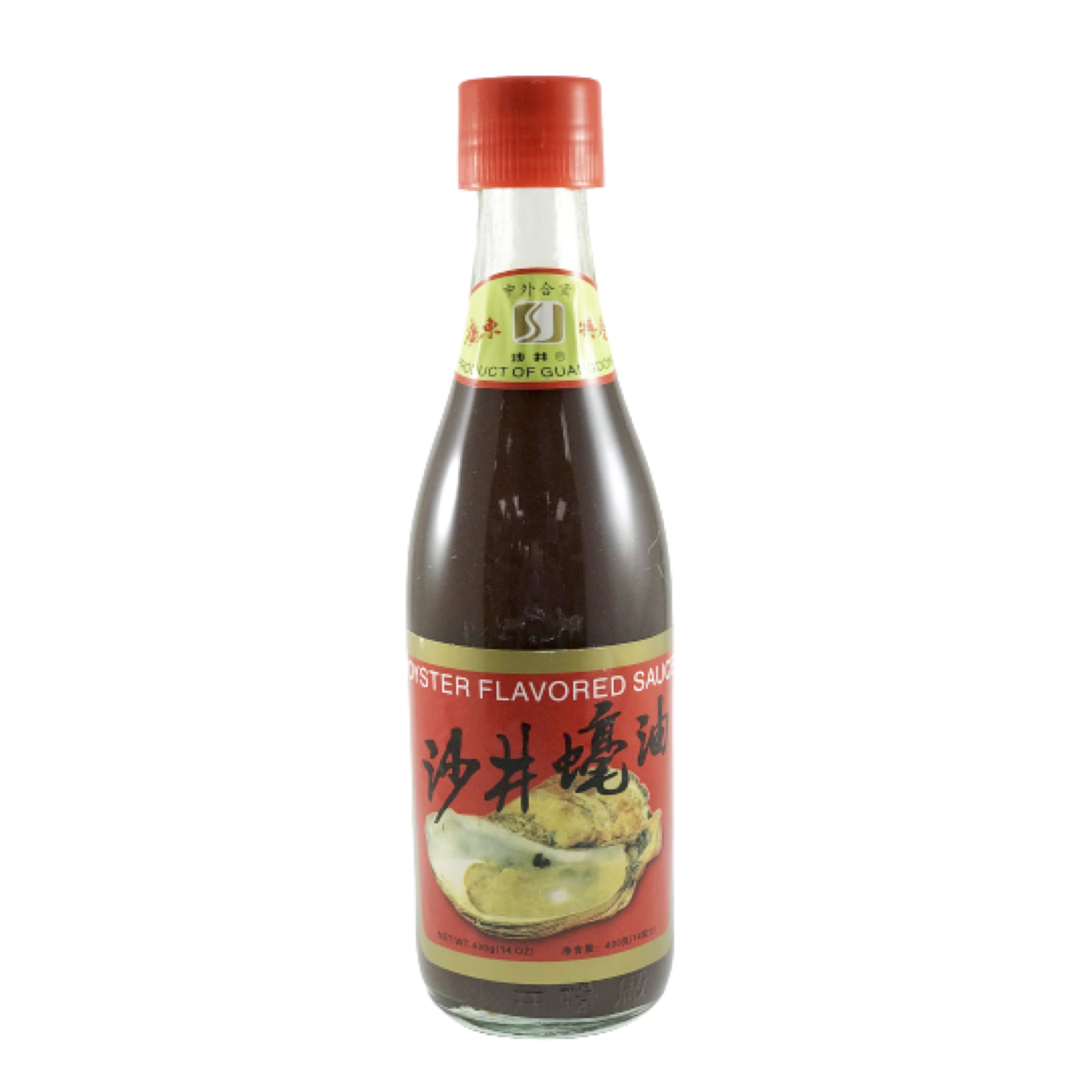 Oyster Flavored Sauce 沙井蠔油 14oz