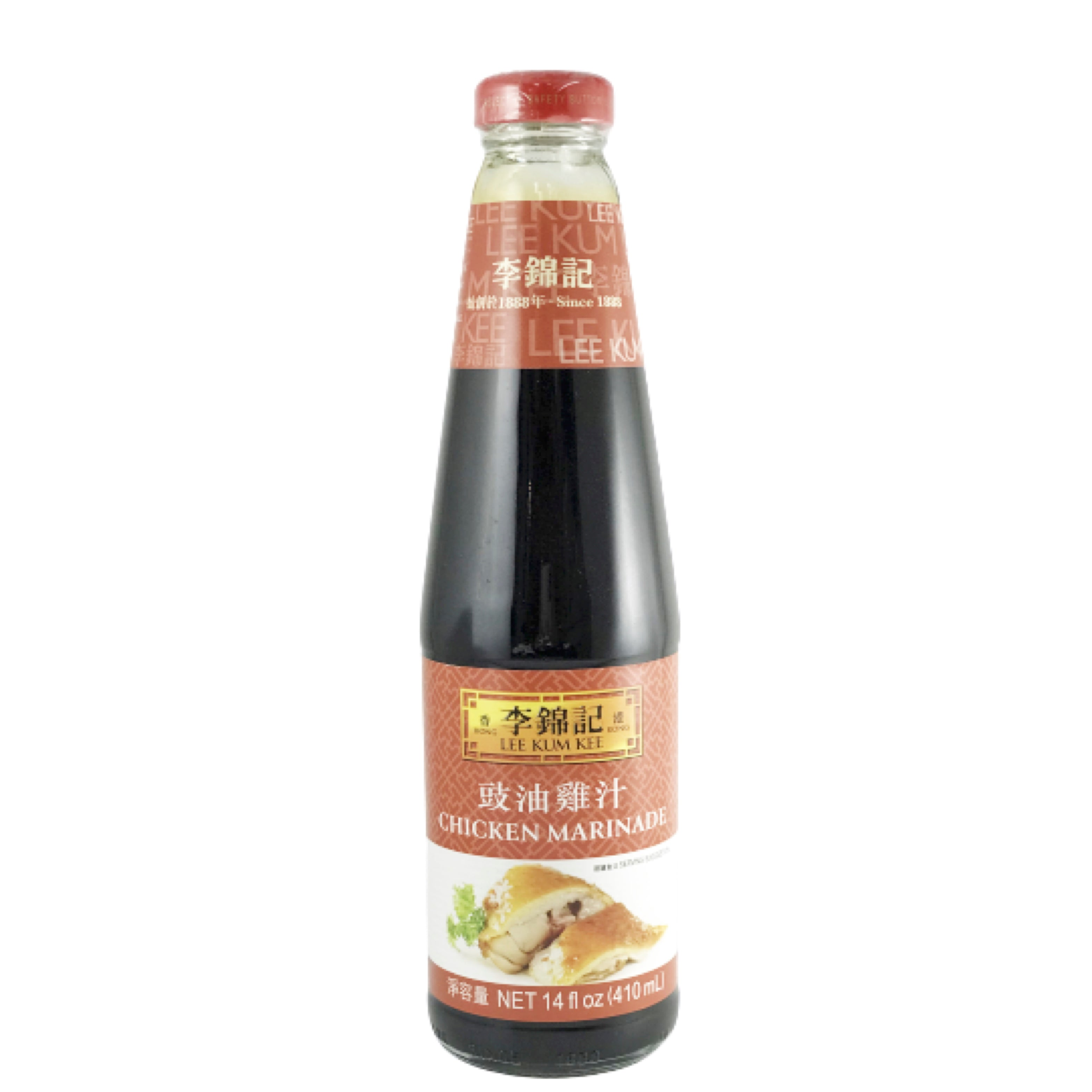 Lee Kum Kee Chicken Marinade 李錦記 䜴油雞汁 14oz