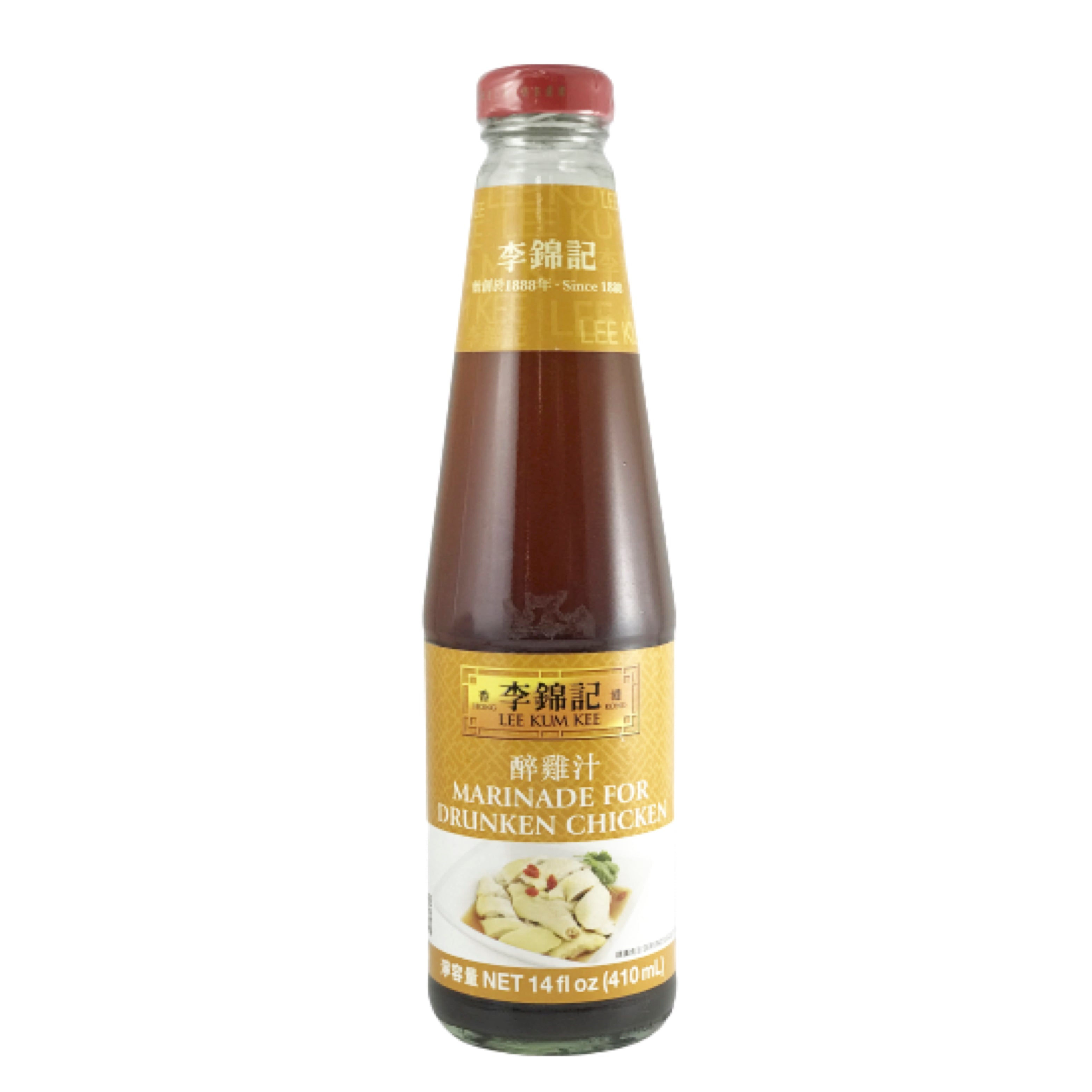 Lee Kum Kee Marinade For Drunken Chicken 李錦記 醉雞汁 14oz