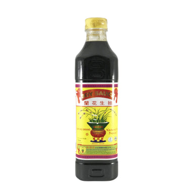 Orchid Brand Soy Sauce 蘭花生抽 25.4oz