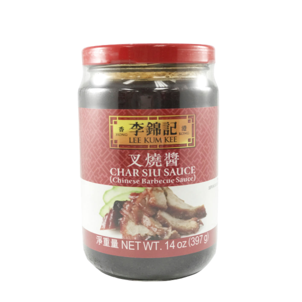 Lee Kum Kee Char Siu (Chinese Barbecue) Sauce 李錦記 叉燒醬 14oz