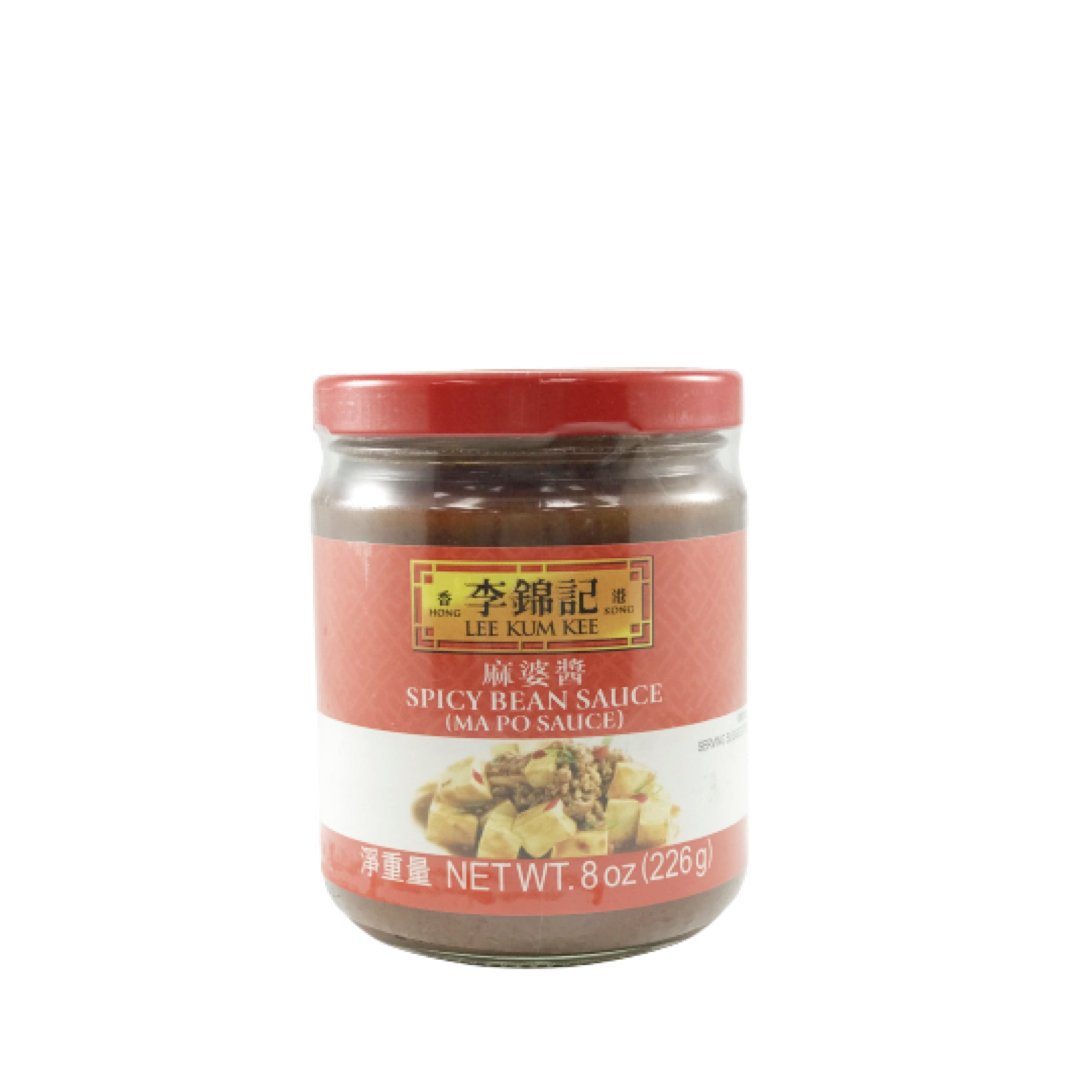 Lee Kum Kee Spicy Bean Sauce 李錦記 麻婆醬 8oz