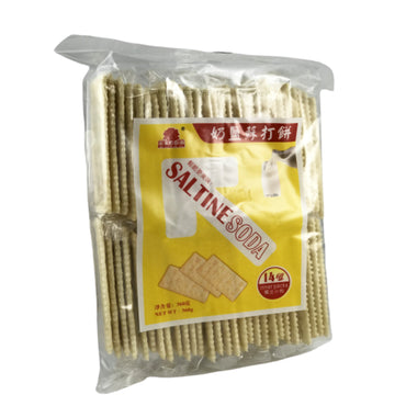 Saltine Soda Crackers 奶盐苏打饼干