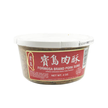 Formosa Brand Pork Sung 寶島肉酥