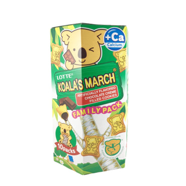 Koala's March Chocolate Flavor (Family Pack)
