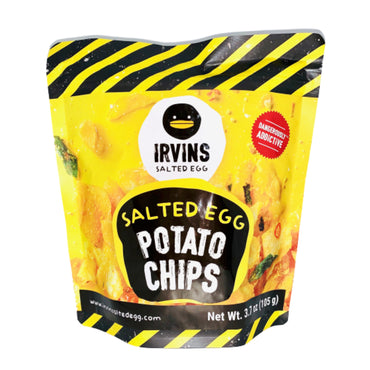 Irvins Salted Egg Salted Egg Potato Chips