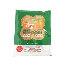 Gold Key Dried Mangoes 金钥匙 芒果干