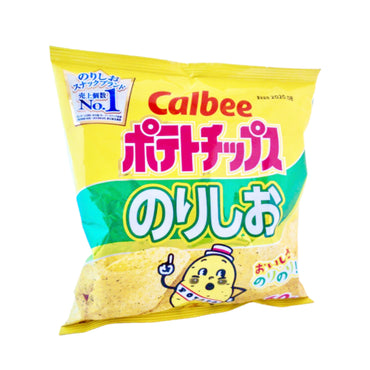 Calbee Potato Chips (Seaweed) 可必洋芋片 (海苔)