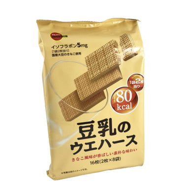 Bourbon Tonyu No Soybean Milk Wafer 豆乳饼