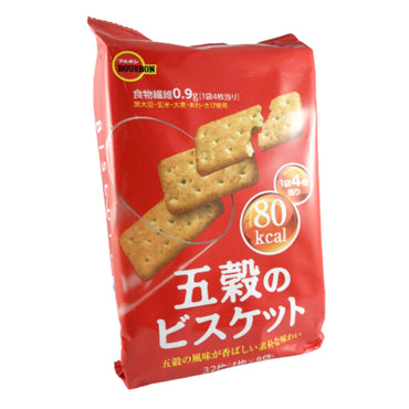 Bourbon Cereal Biscuits 五榖饼