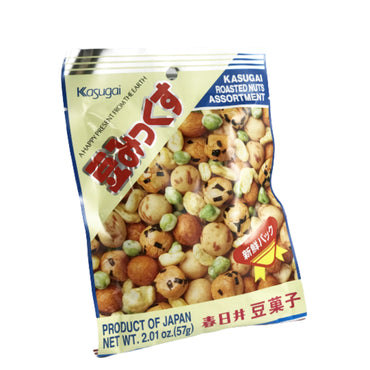 Kasugai Roasted Nuts Assortment 2.01oz