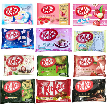 Surprise KitKat Mix Box (10 pack)