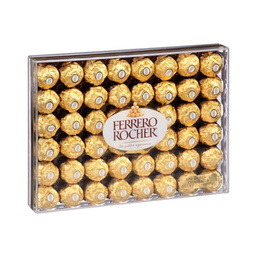 Ferrero Rocher Fine Hazelnut Chocolates 21.2oz