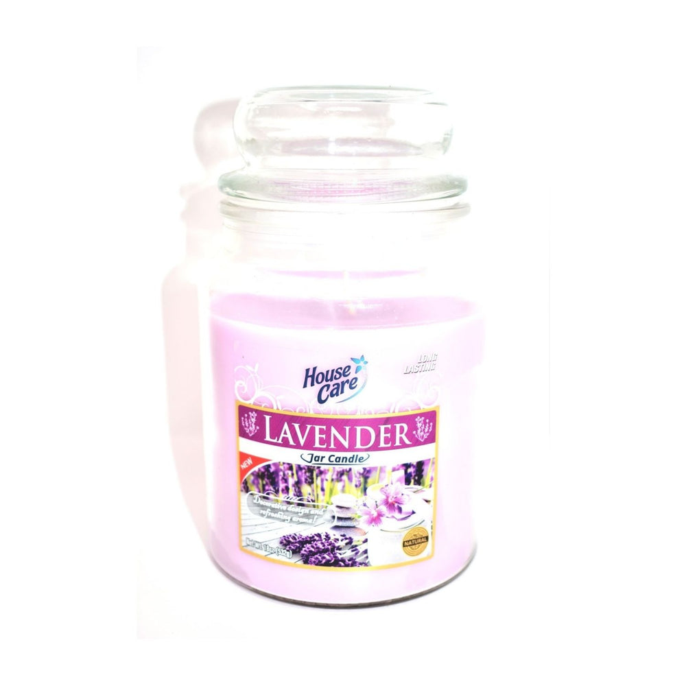 House Care Lavender Jar Candle