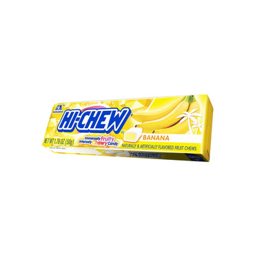Hi-Chew Banana Flavor Chewy Candy