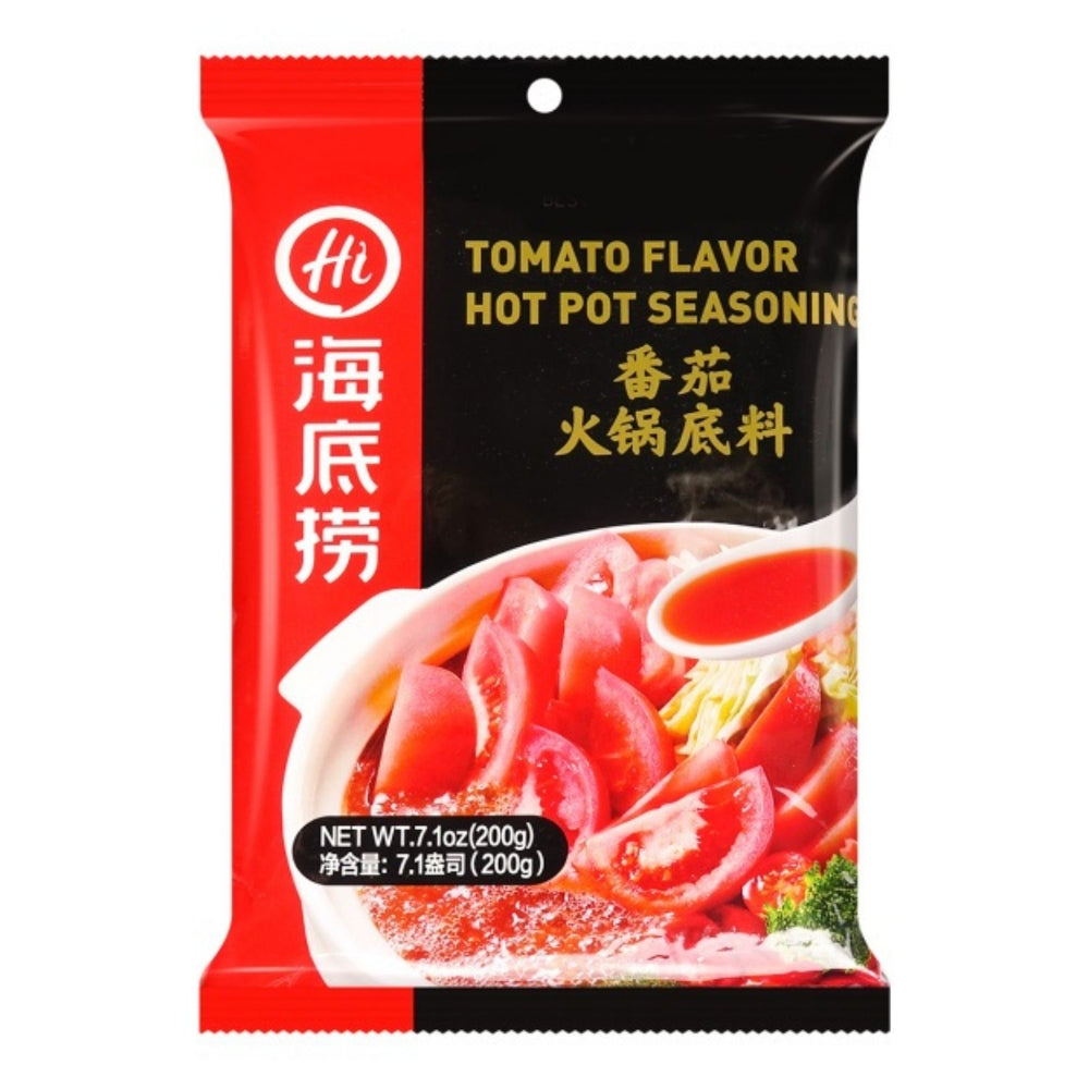 HaiDiLao Tomato Flavor Soup Hot Pot Seasoning