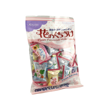 Kasugai Plum Flavored Milk Candy 4.54oz
