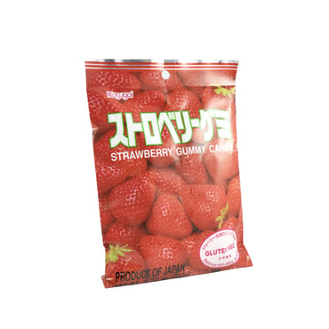 Kasugai Strawberry Gummy Candy 3.59oz