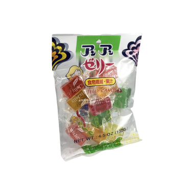Japanese Mix Jelly Candy 4.5oz