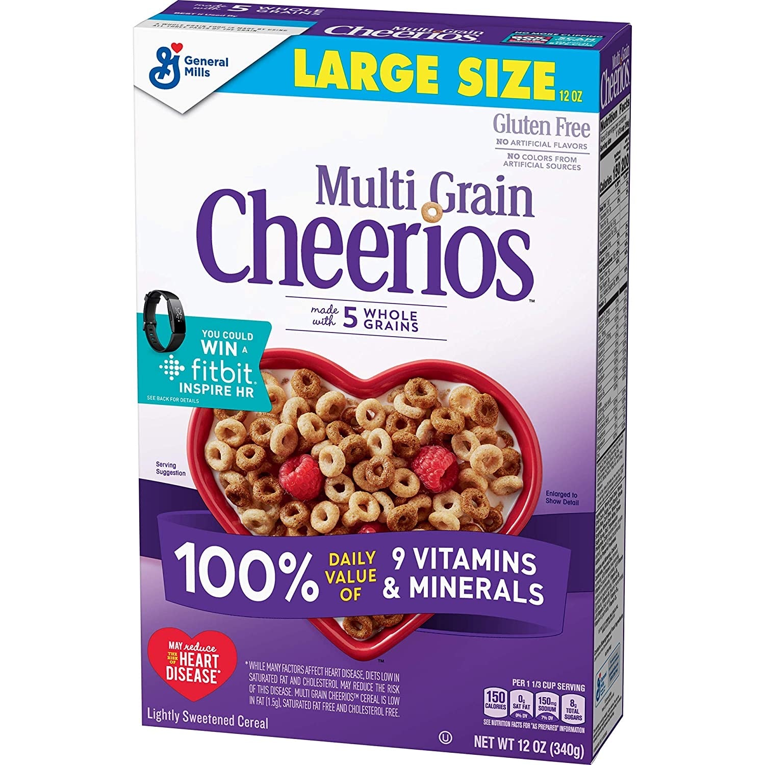General Mills Multi Grains Cheerios