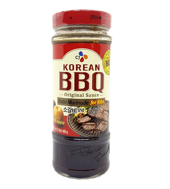 CJ Korean BBQ Sauce KALBI Marinade for ribs