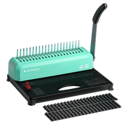 OFFNOVA 21-Holes 450-Sheet Comb Binding Machine