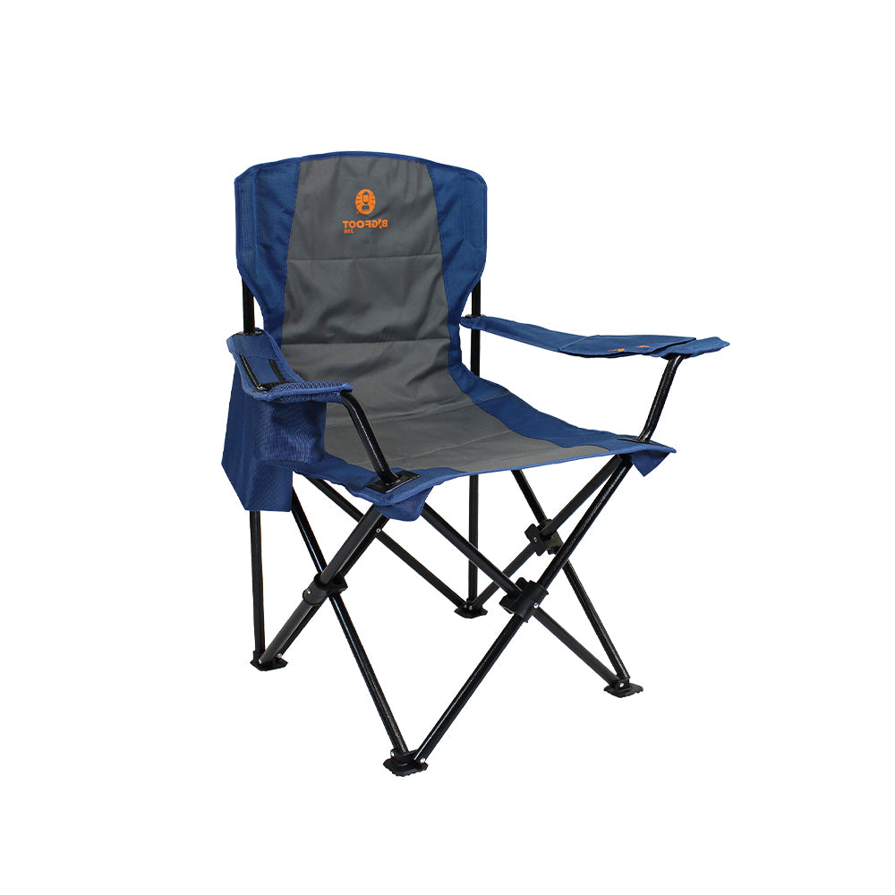 Coleman Heavy Duty Big Foot Quad Chair with Cooler Bag