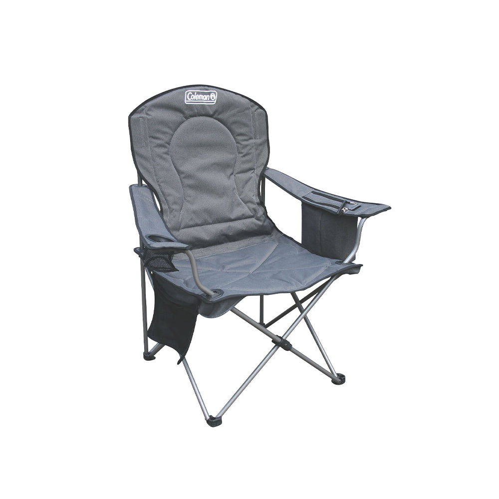 Coleman Deluxe Cooler Chair Wide