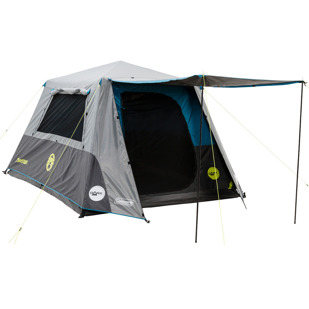 Coleman Instant Up Northstar Darkroom 4 Person Tent